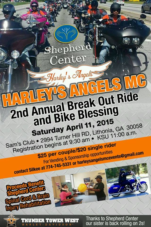 HarleysAngelsride